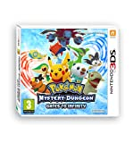 Video Games - Pokemon Mystery Dungeon: Gates to Infinity (Nintendo 3DS)