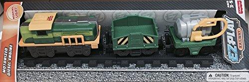 Fisher-Price-EZ-Play-Railway-Diesel-Train