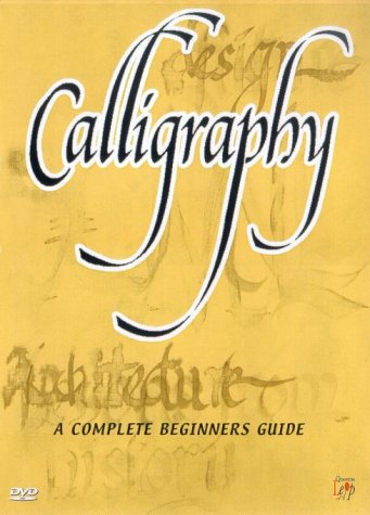 Calligraphy A Complete Beginner 39 S Guide Dvd At Shop