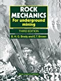 img - for Rock Mechanics: For underground mining book / textbook / text book