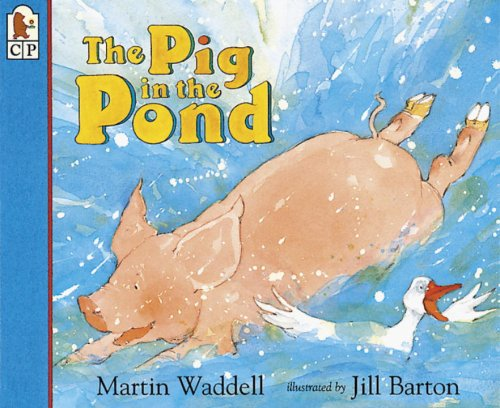 The Pig In The Pond Big Book (Candlewick Big Book) front-698877