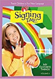 echange, troc Signing Time 6: My Favorite Things [Import USA Zone 1]