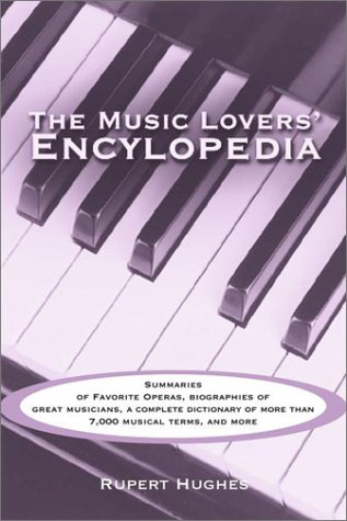 Music Lovers Encyclopedia