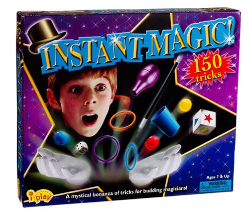 Instant Magic 150 Tricks Set - Buy Instant Magic 150 Tricks Set - Purchase Instant Magic 150 Tricks Set (International Playthings, Toys & Games,Categories,Pretend Play & Dress-up,Sets,Magic Kits & Accessories)