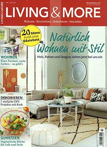 living more jahresabo. Black Bedroom Furniture Sets. Home Design Ideas