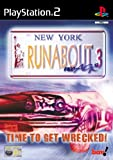 echange, troc New york Runabout 3 - Playstation 2 - PAL