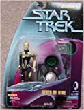 "5"" Seven of Nine Action Figure As Featured in the Star Trek: Voyager From the Episode ""The Gift"" - Warp Factor Series 5"