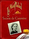 """Afficher """"Secrets de cuisinière"""""""