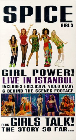 Spice Girls - Girl Power (Live in Istanbul) [VHS]