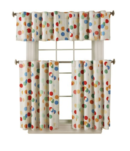Curtains Ideas 36 inch cafe curtains : cafe curtains: firefend Kids Thermal Back Tab Drapery, 50-Inch by ...