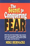 img - for Secret to Conquering Fear, The book / textbook / text book