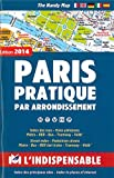 Plans De Paris: Paris Street Index and Maps (French Edition)