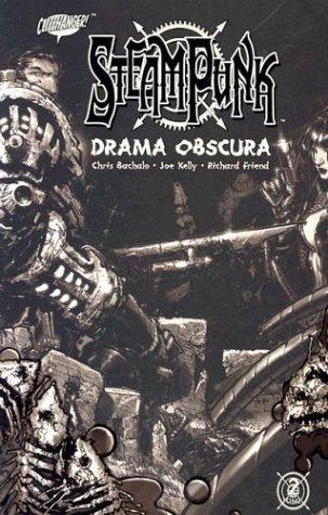 Steampunk: Drama Obscura Steampunk: Drama Obscura