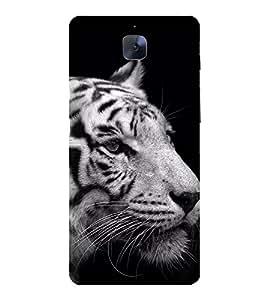 Lion on Rocks Designer Back Case Cover for One Plus Three