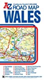 img - for Wales Road Map 1:250K A-Z Road Map book / textbook / text book