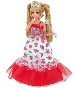 Amazon.com: Rika-chan LW-15 Flower Princess: Toys & Games