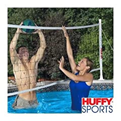 Buy Huffy Sports 54040 Huffy Volleyball Kit - 32' Net by Huffy