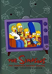 The Simpsons: The Complete Second Season by 20th Century Fox
