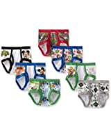 Handcraft Little Boys' Disne Seven Pack Mickey Mouse Briefs