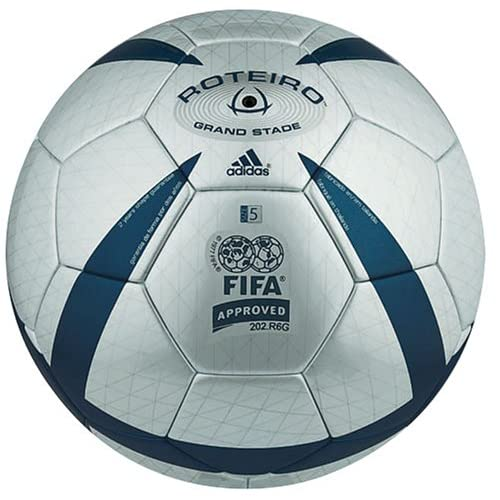 Amazon.com : adidas Roteiro Grand Stade FIFA Approved Soccer Ball