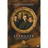 Stargate Kommando SG-1 - Season 2 (6 DVDs)von &#34;Richard Dean Anderson&#34;