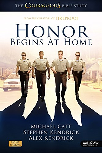 Honor Begins at Home: The Courageous Bible Study