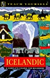 Teach Yourself Icelandic Complete Course (0844237973) by P.J. Glendenning