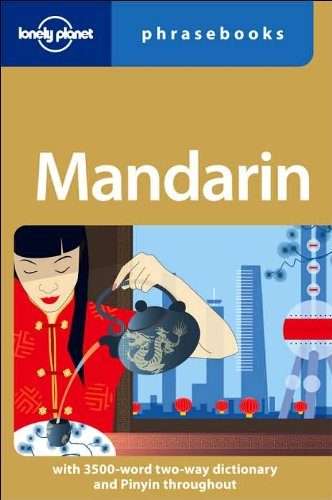 Mandarin phrasebook 6 (Phrasebooks)