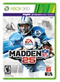 by EA Sports 133 days in the top 100 Platform:  Xbox 360 (217)  Buy new: $59.99$49.96 102 used & newfrom$42.99