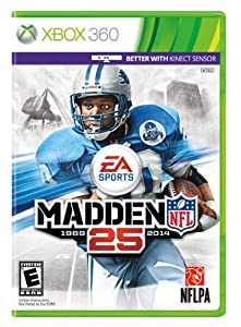 Madden NFL 25 - Xbox 360 by Electronic Arts