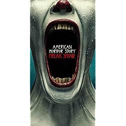 American Horror Story: Freaksh [Blu-ray]