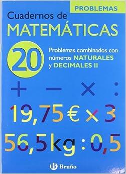 Cuadernos De Matematicas) (Spanish Edition): Ismael Sousa Martin