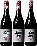 Jam Jar Sweet Shiraz 2014 Wine 75 cl (Case of 3)