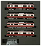 Nゲージ 4022 京浜急行新1000形増結用 中間車4両 (塗装済完成品)
