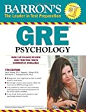 img - for Barron's GRE Psychology, 7th Edition by Laura Freberg (2015-08-01) book / textbook / text book