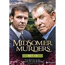 Midsomer Murders, Set 19