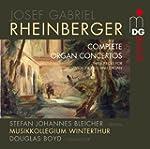 Integrale des Concertos pour orgue, 3...