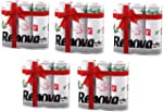 Renova White Print 2 Ply Christmas Xm...