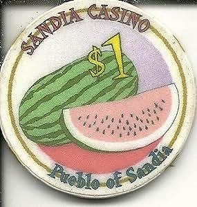 Sandia casino poker