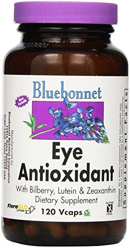 BlueBonnet oeil antioxydant avec formule de