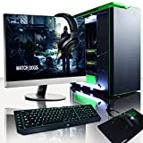 Vibox Legend Package 36 - 4.4GHz Intel i7, Extreme, Water Cooled, Desktop Gaming PC Computer with 27