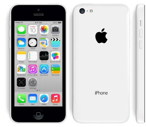 海外版SIMフリーApple iPhone5C 16GB White ホワイトsim free シムフリー