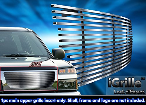 Stainless Steel eGrille Billet Grille Grill For 2004-2012 GMC Canyon Insert (Gmc Grill 2010 compare prices)