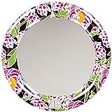 LockerLookz Locker Mirror - Pink Peony - 1 piece