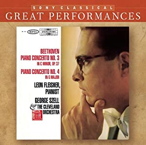 Great Performances / Beethoven: Klavierkonzerte Nr. 3 & 4