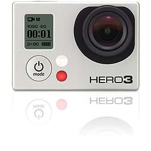 GoPro Kamera & Zubehör Hero3 Silver Edition