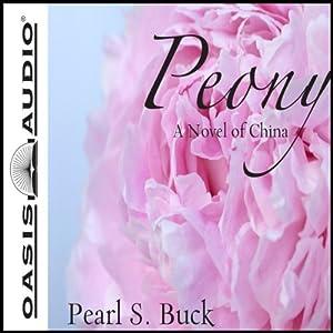 Peony Audiobook