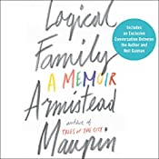 Logical Family: A Memoir | [Armistead Maupin]