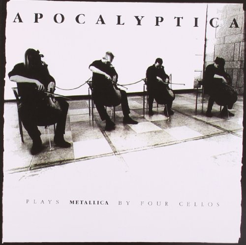 Plays Metallica By Four Cellos by Apocalyptica (1996-10-01)