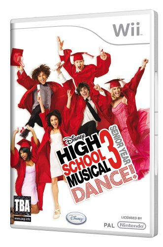 Disney High School Musical 3: Senior Year DANCE!  galerija